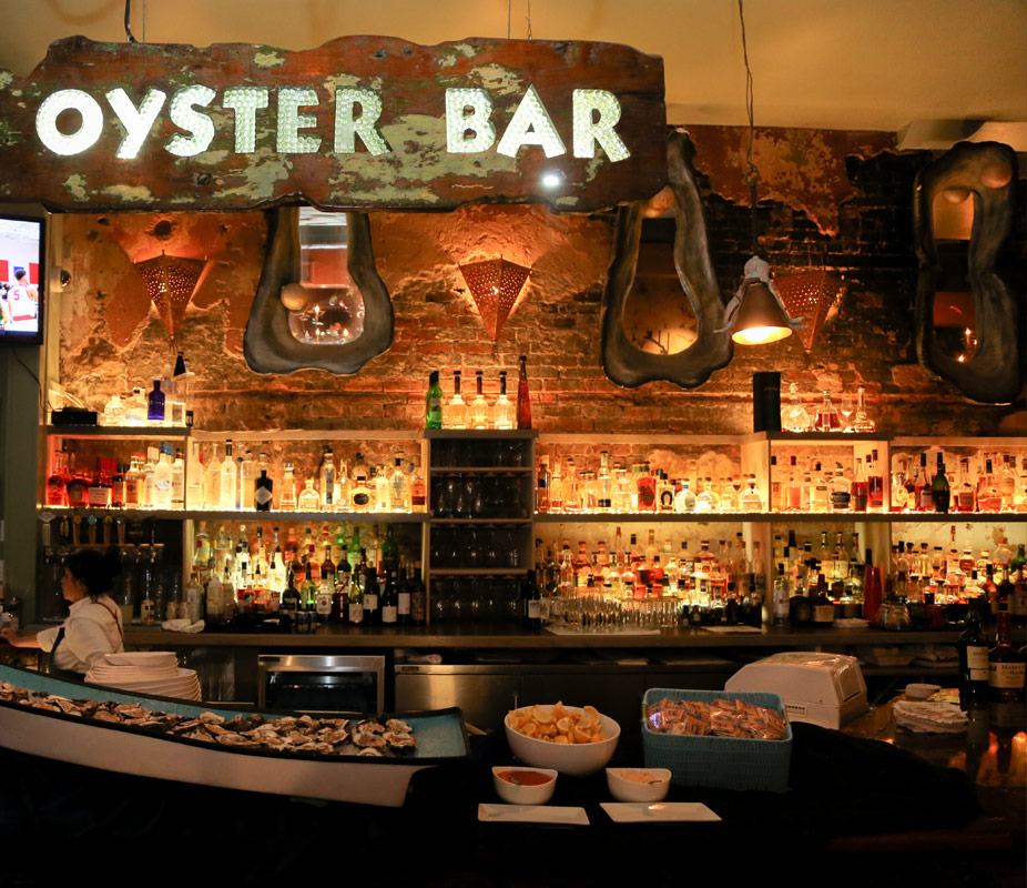Photo of Oyster Bar in Red Fish Grill
