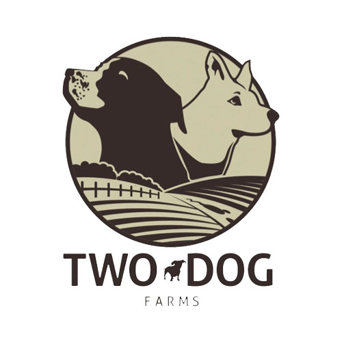 Two Dog Farms Logo