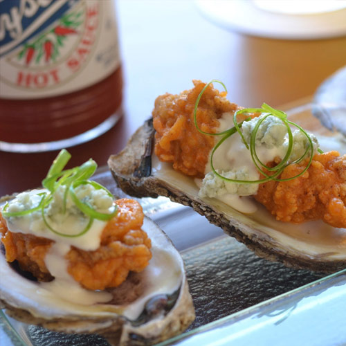 Famous BBQ Oysters