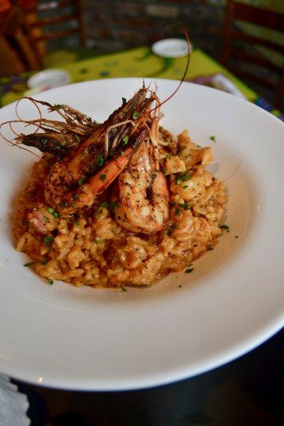 Creole Jambalaya Risotto