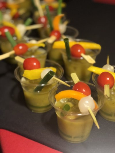Bloody Mary Verde at Bloody Mary Fest