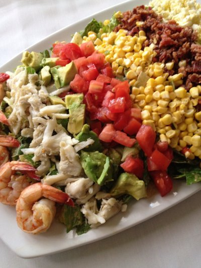 Grande Isle Seafood Salad