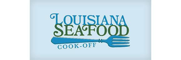Louisiana Seafood Cook-Off Logo