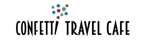 Confetti Travel Cafe Logo