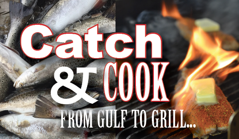 Promotion for Catch & Cook