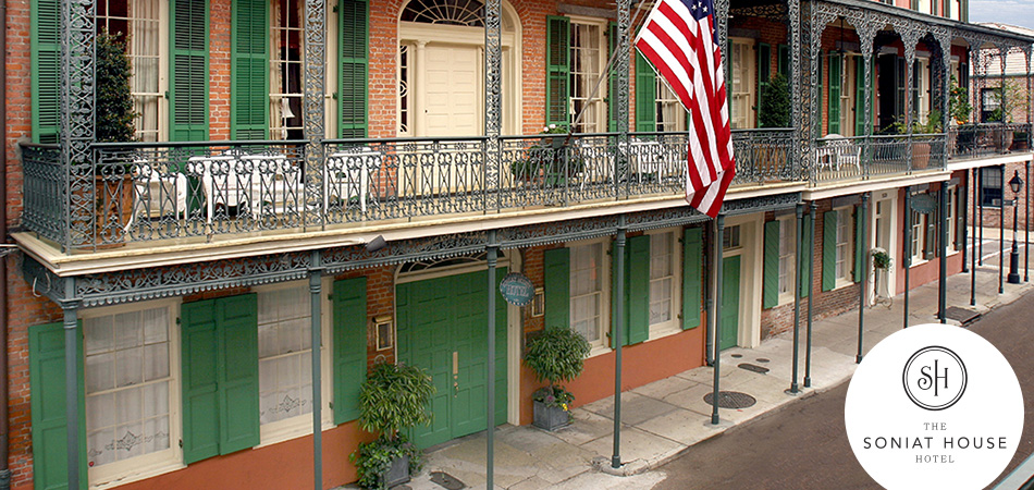 Promotion for French Quarter Alliance