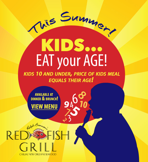 Kids, Eat Your Age!